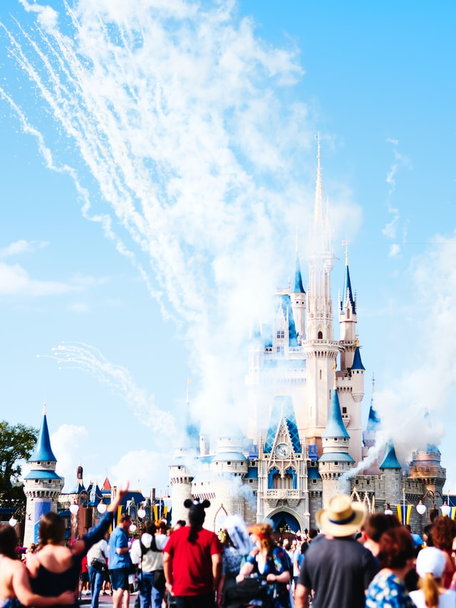 How to Stay Healthy at Disney World (+ During Travel)
