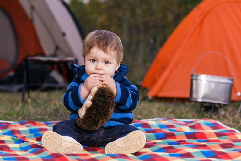 Must Have Baby Camping Gear + FAQs for Camping with an Infant