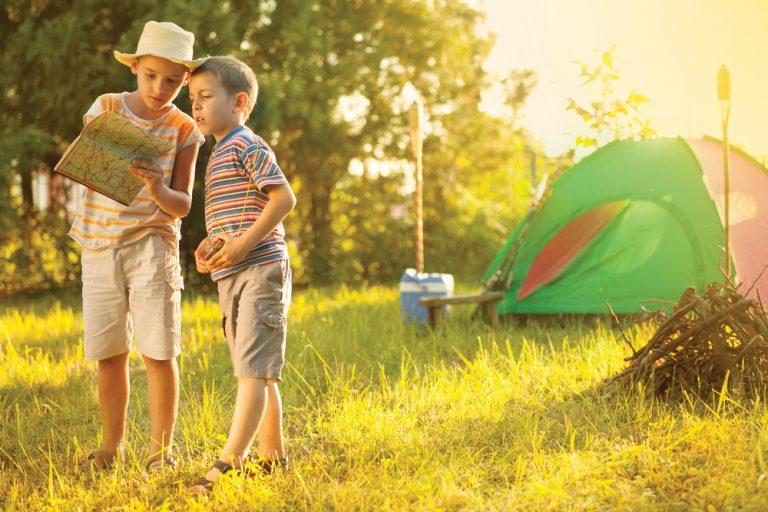Essential Kids Camping Gear